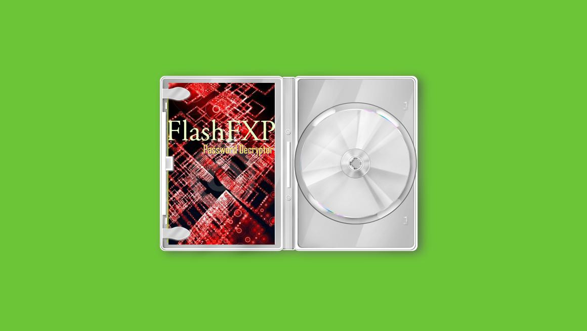 Decrypt FlashFXP Passwords
